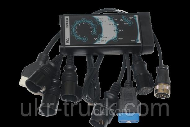 Дилерский сканер  диагностики грузовиков, автобусов Iveco EASY (ELTRAC)