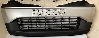 Решітка радіатора IVECO Daily E5 11-14(FT91642/5801342732), фото 2