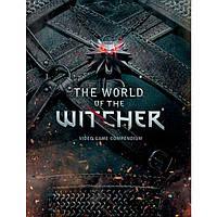 Артбук Dark Horse Ведьмак 3 Дикая Охота Witcher The World of the Witcher на английском (17190)