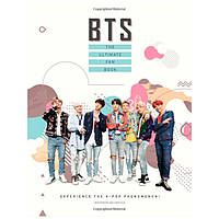 Артбук BTS: The Ultimate Fan Book: Experience the K-Pop Phenomenon! на английском языке (7989)