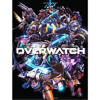 Артбук Blizzard Овервотч The Art of Overwatch Artbook англійською мовою (6696)