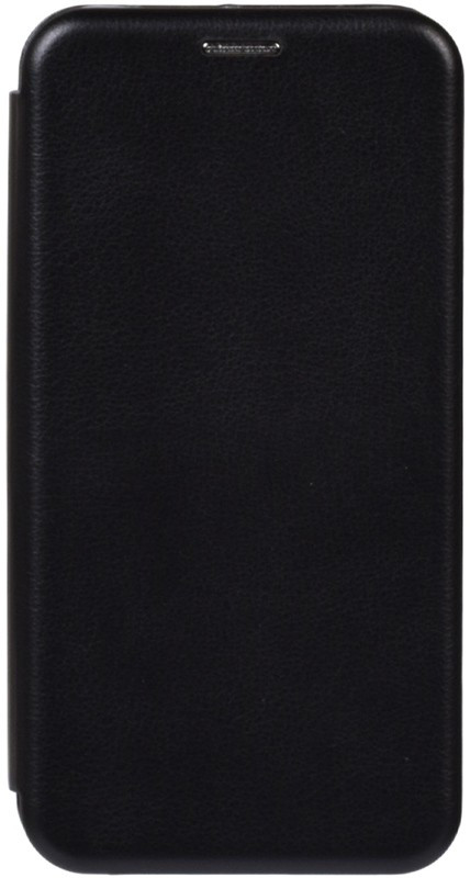 Чехол-книжка TOTO Book Rounded Leather Case Xiaomi Redmi Note 8T Black #I/S