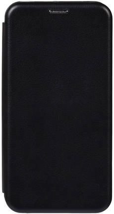 Чехол-книжка TOTO Book Rounded Leather Case Xiaomi Redmi Note 8T Black #I/S, фото 2