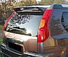 Спойлер козирок Nissan X-Trail 31 2007-2013 ABS пластик під фарбування, фото 3