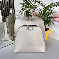 Женский каркасный рюкзак Johnny Paris бронзовый РД356