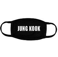 Маска Чон Чонгук (Jungkook) BTS K-POP, Бантаны (7130)