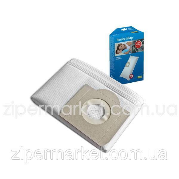 Комплект паперових мішків + 2 мікрофільтра до пилососу Rowenta ZR815