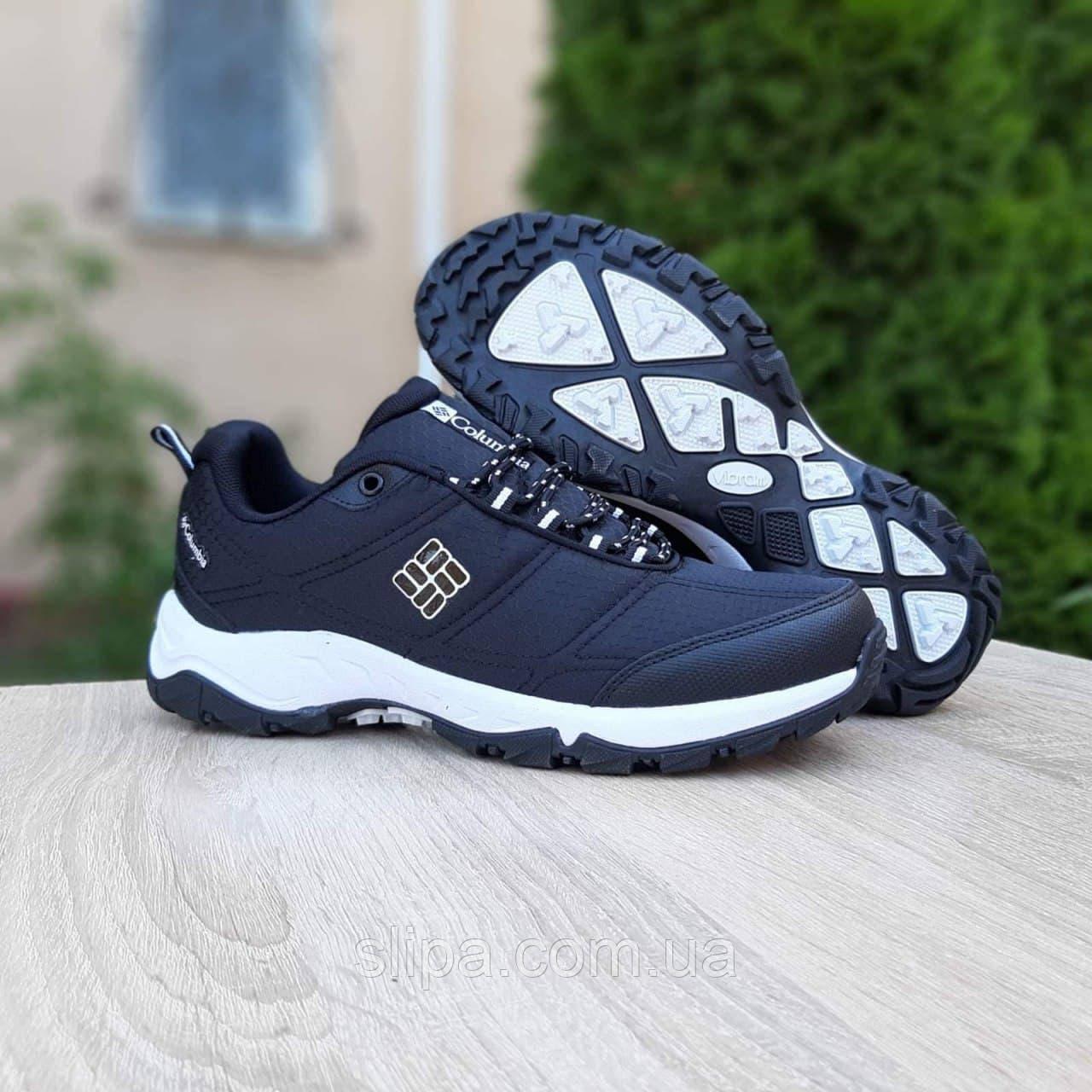 Мужские кроссовки Firecamp чёрные с белым