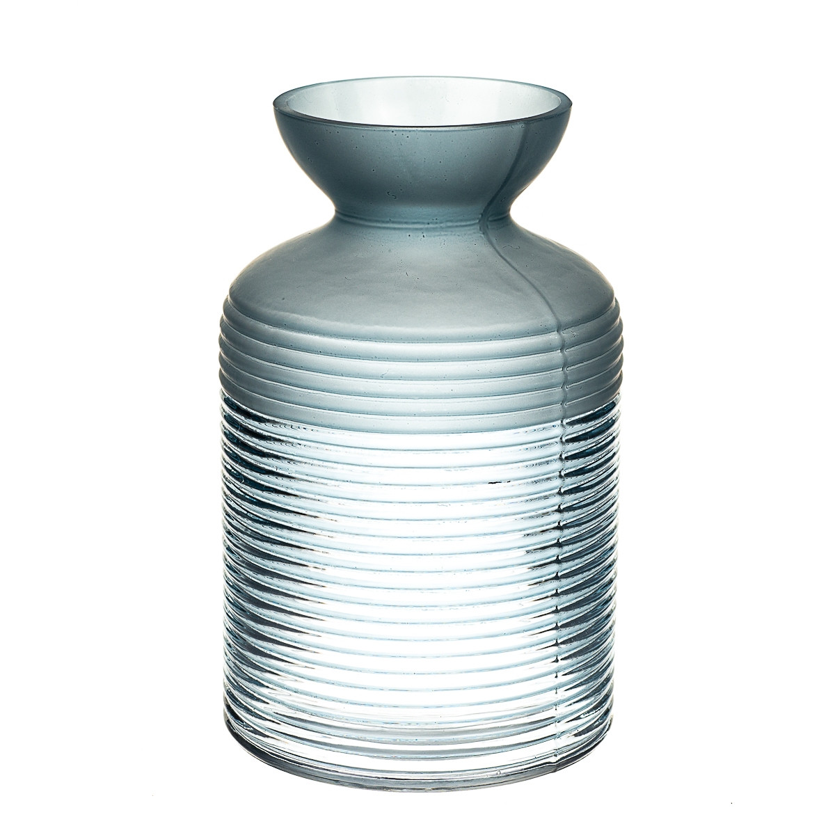 "Стеклянная ваза ""Облако"" 20 см (8426-037)"