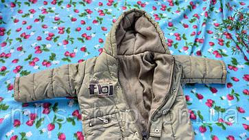 Кобмінезон дитячий на флісі Розмір 92 ( 26-х), фото 2