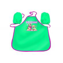 Фартух для творчості дитячий, з нарукавниками LoveMyCorgi