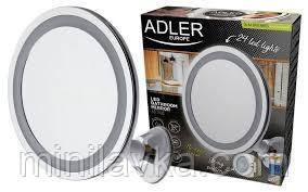 Косметическое зеркало для ванной комнаты Adler AD 2168