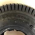 Шина детского квадроцикла Deli Tire (4.10/3.50-4 S-366), ATV. Усиленная дорожная, фото 3