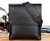 Мужска сумка через плече POLO Videng Black