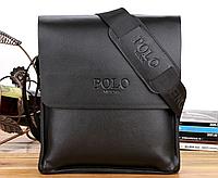 Мужска сумка через плече POLO Videng Black, фото 1