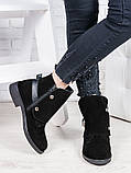 Ботинки замшевые Веста 6837-28, фото 2