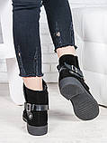 Ботинки замшевые Веста 6837-28, фото 4