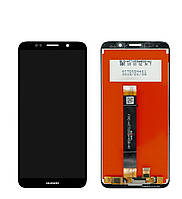 Дисплей Huawei Y5 2018  Y5 Prime 2018  Y5 Pro 2018  Honor 7A DUA-L22  Honor 7s  Honor Play 7 с сенсором Черный