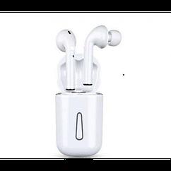 Bluetooth Наушники Air Pods S18-TWS + Pop Up, (Белый)