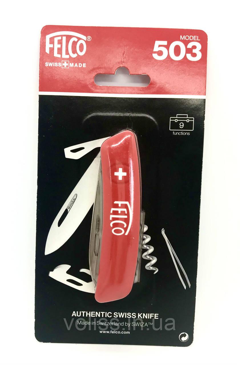 Нож Felco - SWIZA 503 (9 функций)