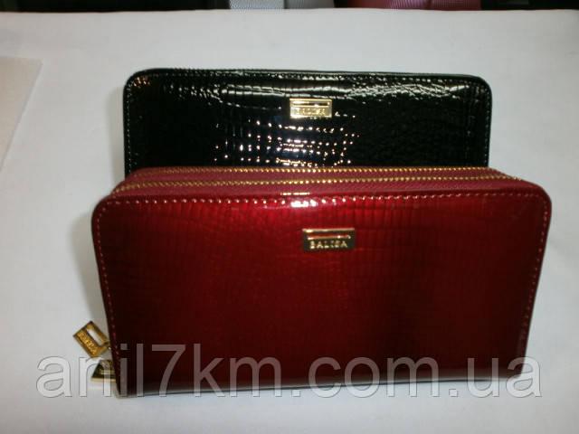 Жіночий гаманець на 2-ух блискавках фірми BALISA