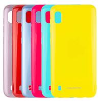Чехол силикон MOLAN CANO Glossy Jelly Case для Samsung Galaxy A01 Core (A013)