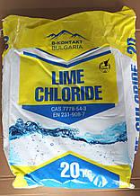 Хлорная известь 3 сорт Болгария мешок 20 кг