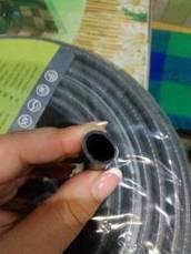 Шланг поливочный 3/4 50м 3-ех слойный, армированный Польша Ecolight Cellfast ( Эколайт ), фото 2