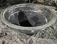 Литой чугунный чан, фото 5