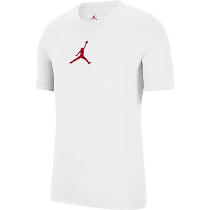 Футболка чоловіча Air Jordan Jumpman Dri-FIT CW5190-101 Білий, фото 2