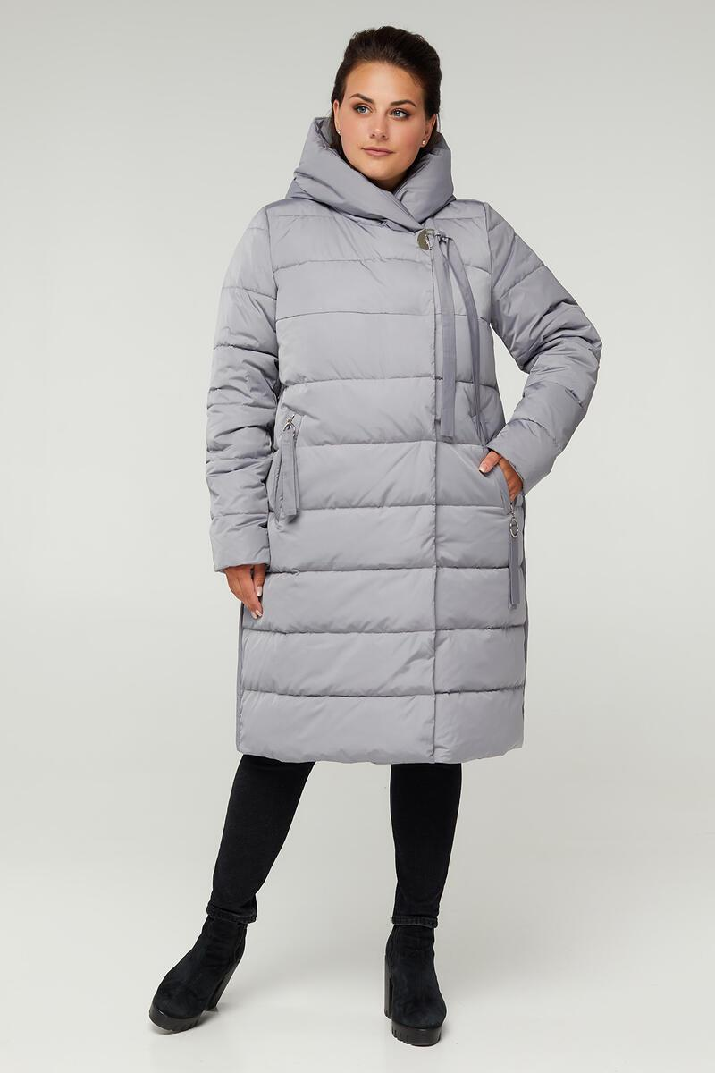 Женский зимний пуховик-одеяло, размеры 48-66