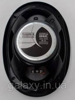 Автомобільні динаміки овальні 6х9 2 шт. коаксіальна акустика G6941R