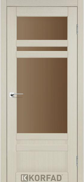 Двери KORFAD TV-04 Полотно+коробка+1 к-кт наличников, эко-шпон