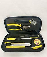 """Набор инструментов для дома. 7 ед. """"Любитель"""".(Master Tool 78-0307). Для дома. Щипцы, отвертки и др."""