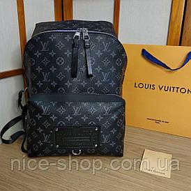 Рюкзак Louis Vuitton кожаный ,большой