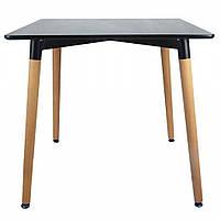 Стіл обідній Bonro В-950-800 Чорний
