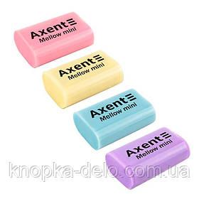 Ластик 1193-A  из термопластичной резины. Штрих-код на ластике. Ассорти цветов. Упаковка: картонный дисплей.