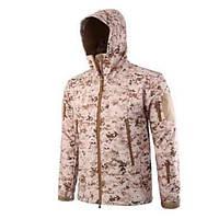 Курточка Soft Shell Пиксель пустыня