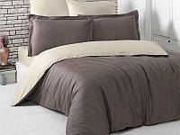 Комплект постельного белья сатин двусторонний loft(евро)