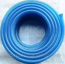 Шланг прозрачный 5/8 50м, армированный Evci Plastik Export ( Экспорт ), фото 3