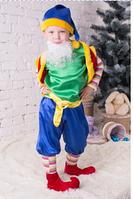 """Дитячий карнавальний костюм """"Лісовий гном"""""""