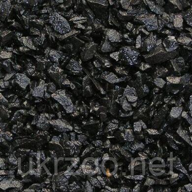 Грунт для аквариума Nechay Zoo «Чёрный кристалл» 10 кг (2-5 мм)