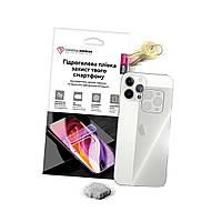 Гидрогелевая защитная пленка Crystal Mirror на экран всех смартфонов