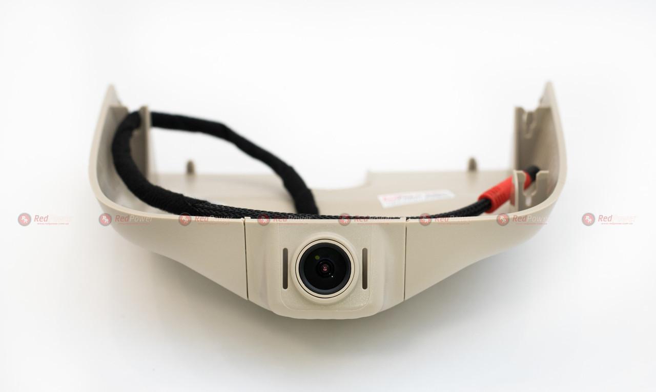 Штатный Wi-Fi Full HD видеорегистратор для автомобилей Mercedes ML и GL 2011+ в коробе (кожухе) зерк
