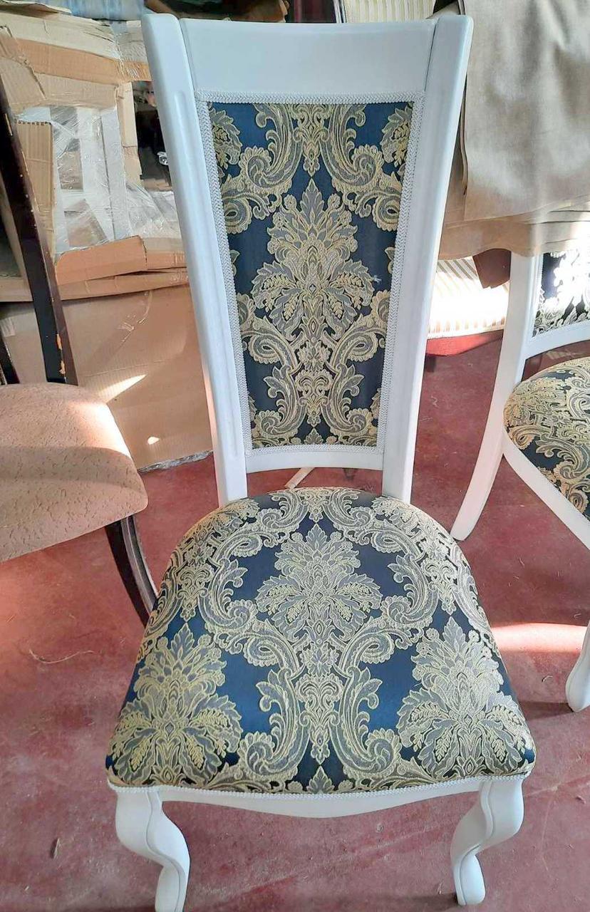 Стілець дерев'яний для вітальні Лорд РКБ-Меблі, колір на вибір