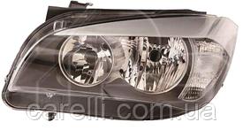 Фара левая электро Н7+Н7 для BMW X1 E84 2009-12