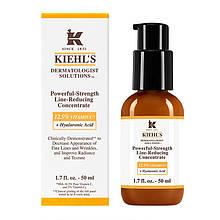 Интенсивный концентрат от морщин с 12,5% витамина С Kiehl's Powerful Strength Line Reducing 50 ml