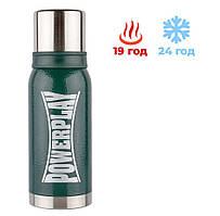 Термос 1л PowerPlay 9001 1000 мл зелёный