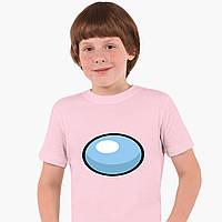 Детская футболка для мальчиков Амонг Ас (Among Us) (25186-2606) Розовый, фото 1