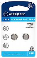 Батарейка Westinghouse Alkaline G2/396/LR59/LR726/GP96A (2шт)